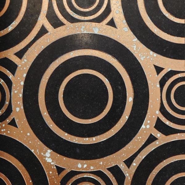 Lapicida_Concentric-Circles-3D_Tile_