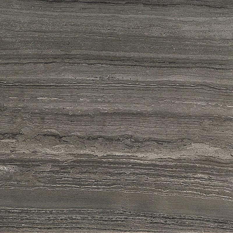 Lapicida Georgette Dark Grey