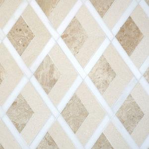 Lapicida_Illusion-Mosaic_Beige_Marble