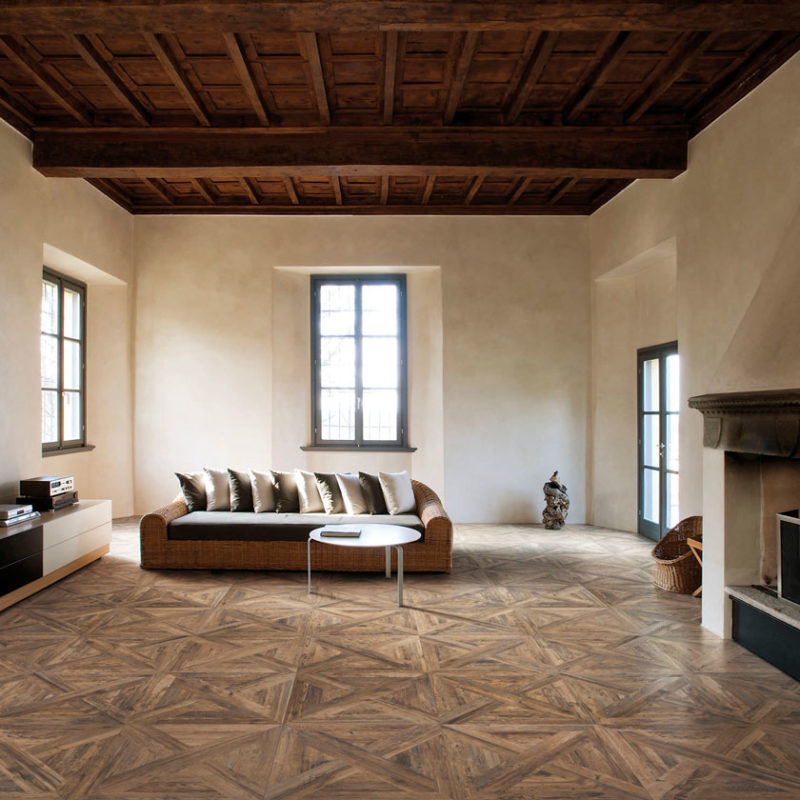 Lapicida_Parquet-Brown_Reception_Wood-Effect-