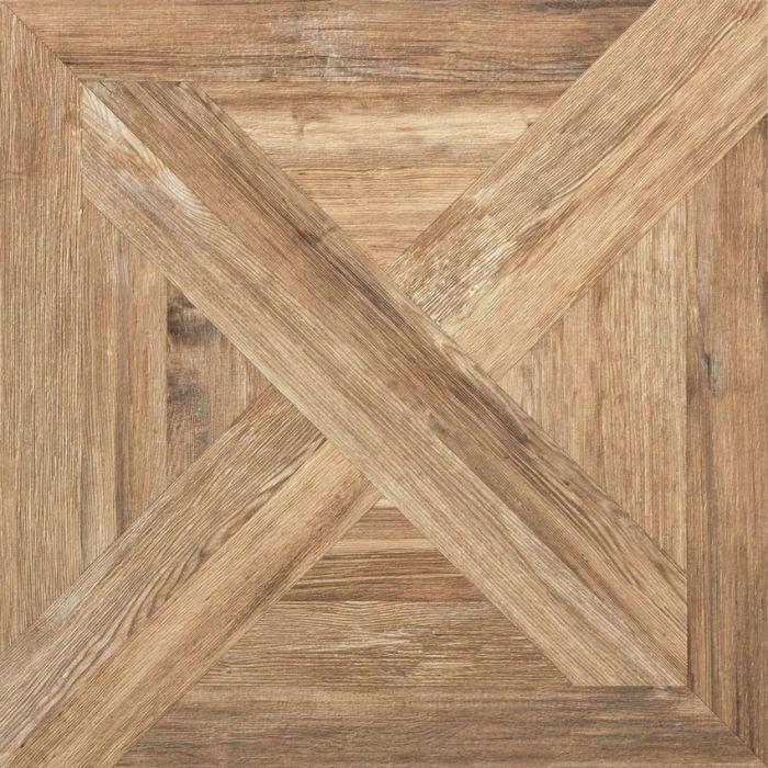 Parquet Buff Wood Effect Porcelain Tile