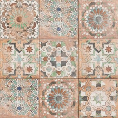 Lapicida Alhambra Forza Decorative Ceramic