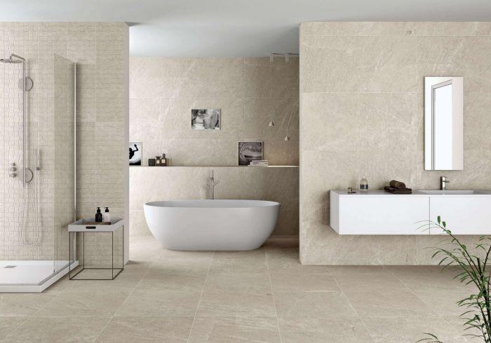 lapicida_cordosa-beige_matt bathroom