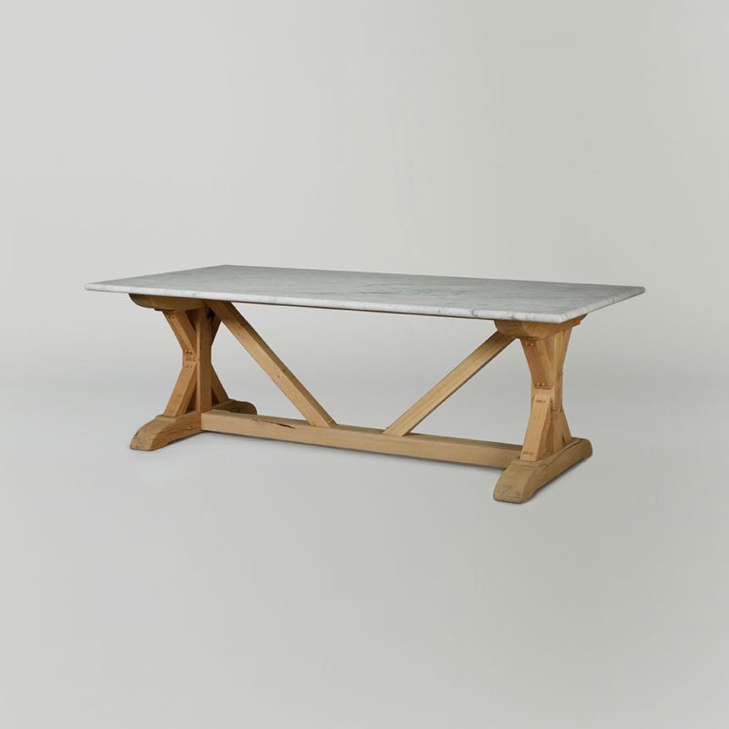 lapicida_carrara-refectory-table_side-view_