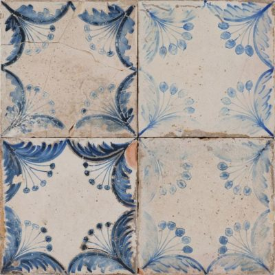 Lapicida Old Faro Patterned Ceramic