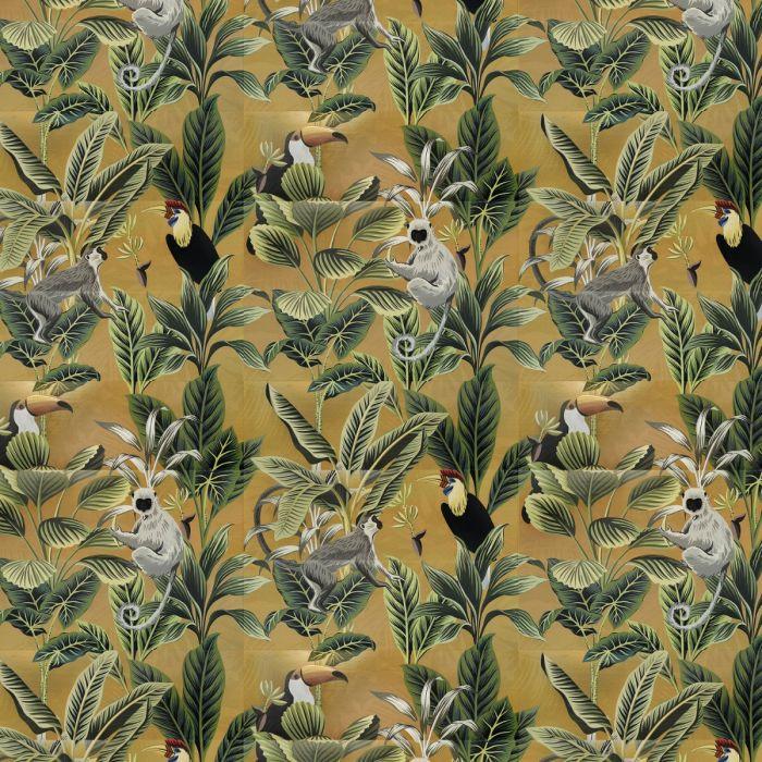 Lapicida_toucan-ocre_decor_set-two_Ceramic_decorative