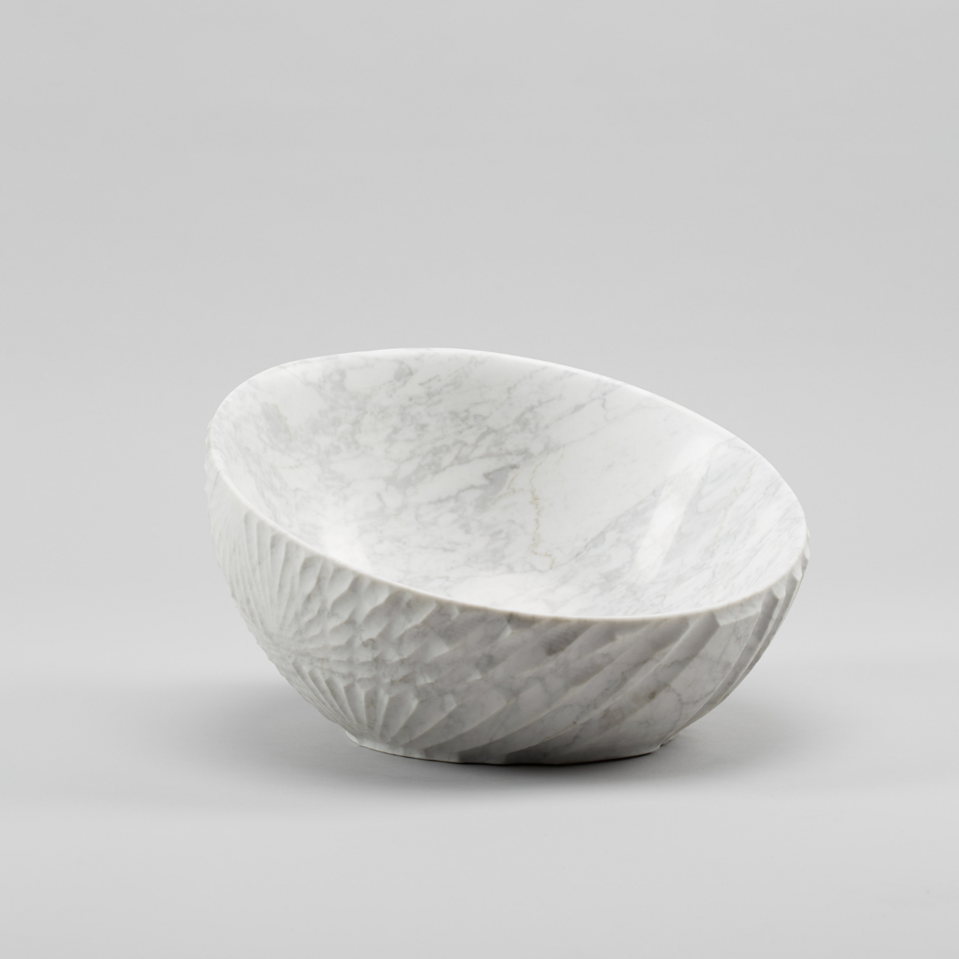 Lapicida_Erosion-Bowl_Carrara