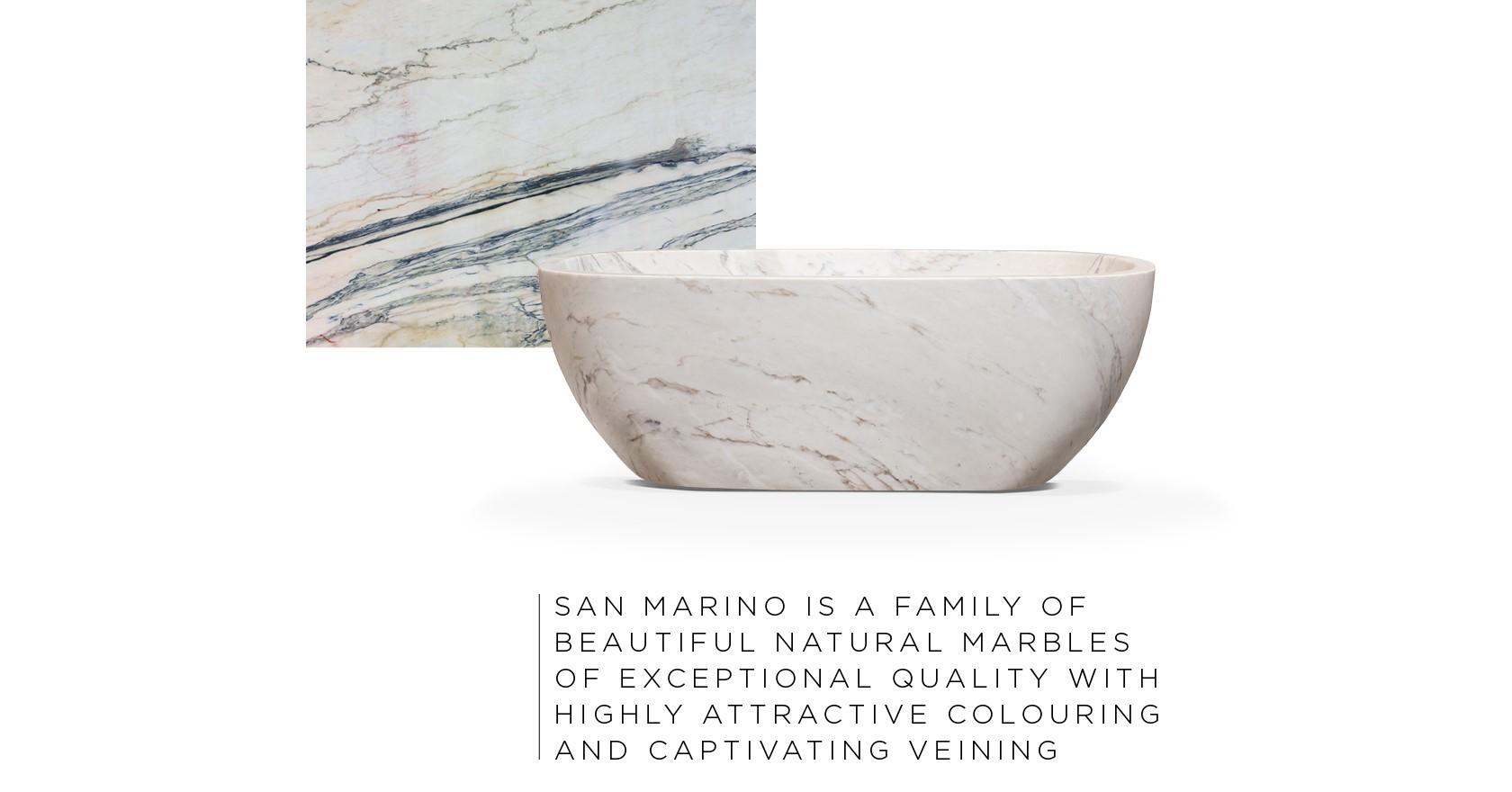 Lapicida Marble San Marino